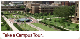 Take a tour of the campus